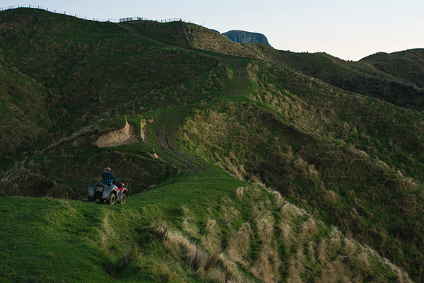 Craigmore farming in New Zealand