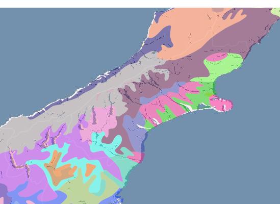 New Zealand Geo-spatial soil quality indicators