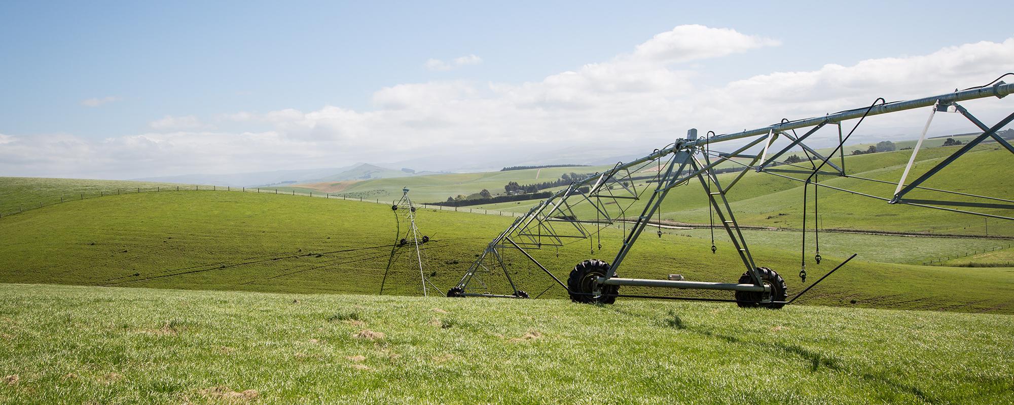 Arnmore irrigation